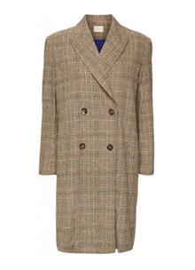 NORR Hazel frakke i brun