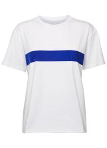 NORR Josefine T-shirt i hvid