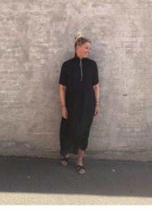 NORR Maibrit kjole i sort