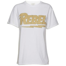 NORR Nero T-shirt i hvid