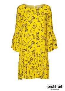 NORR Tiffany Kjole i Gul