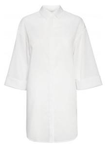 NORR Trine skjorte i hvid
