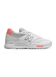 New Balance WL 840 WF sneakers i hvid