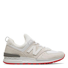 New Balance WS574TO sneakers i hvid