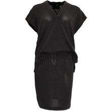Neo Noir Ariana kjole i sort
