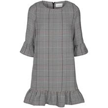 Neo Noir Rebecca Check kjole i mønstret