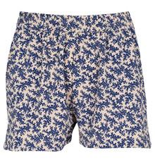 Neo Noir Sam Printed shorts i beige