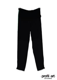 Norr Asta bukser med stibe i navy