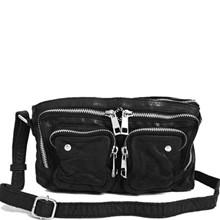 Nunoo Stine taske i sort