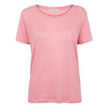 Second Female Peony T-shirt  i lyserød