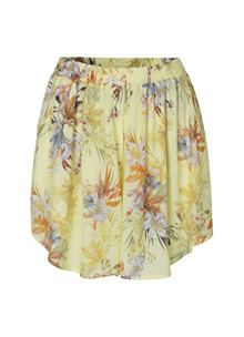 Ravn Boom shorts i gul