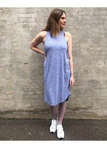 Rue de Femme Estelle kjole i blå