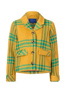 Résumé Jackquin jakke i gul
