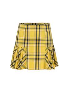 Résumé Mona nederdel i gul