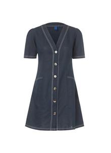 Résumé North kjole i Navy