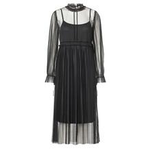 Résumé Dalmar kjole i sort