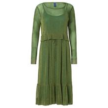 Résumé Elly kjole i grøn