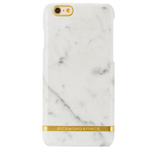 Richmond & Finch iPhone 6/6S cover White Marble Glossy