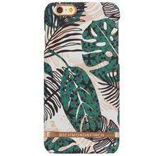 Richmond & Finch iPhone 7 cover Tropical Leaves