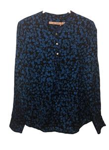 Rue De Femme Dot shirt skjorte i blå