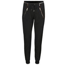 Rue de Femme Columbine silver bukser i sort