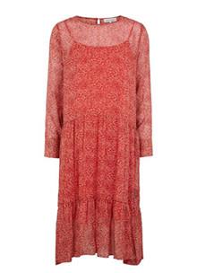 Second Female Mani kjole i rød