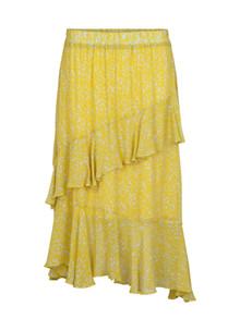Second Female Olivia nederdel i gul