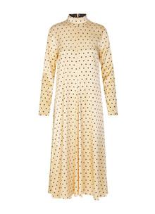 Stine Goya Millie kjole i prikket