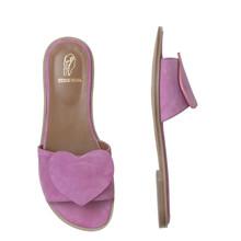 Stine Goya Amina sandaler i pink