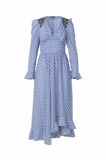 Stine Goya Freesia Diamonds kjole i blå