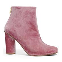 Stine Goya Luna Ankel Støvler i rosa