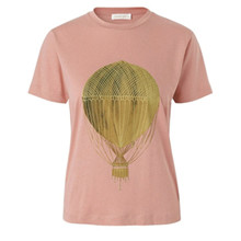 Stine Goya Milo T-shirt i rosa