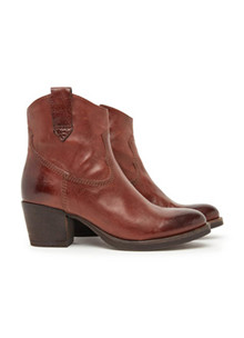 Via Vai Gimlet Whisky Salerno støvler i brun