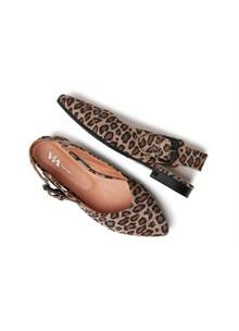 Via Vai Paloma Avola sko i leopard