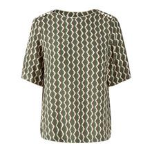 Y.A.S Yaspisa bluse i grøn