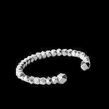 Jane Kønig Chunky Bead armbånd i sølv