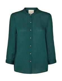 Lollys Laundry Amalie skjorte i grøn