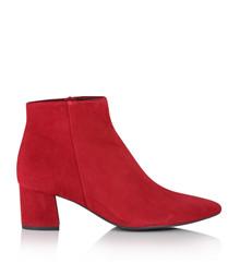 Billi Bi 15620 støvle i rød