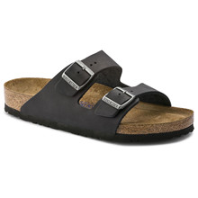 Birkenstock Arizona 0752483 i sort