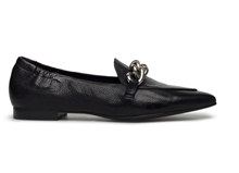 Billi Bi Buffalo loafer i sort