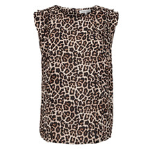 Second Female Carola top i leopard print