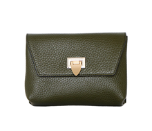 Decadent Cleva Small Pouch i army