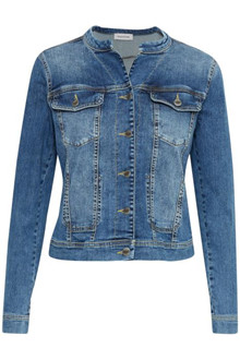 Denim Hunter Hope jakke i denim