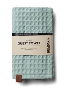 Humdakin gæstehåndklæde i dusty green