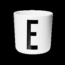 Design Letters Melamin krus, E