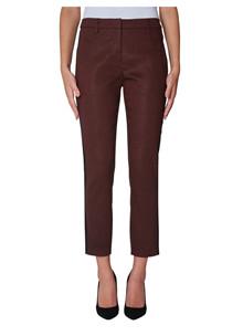 FIVEUNITS Kylie Crop bukser i rød