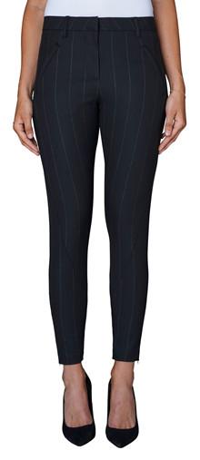 FIVEUNITS Angelie Zip 21119 bukser i sort