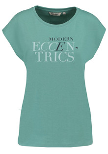 Garcia O80002 Ladies T-shirt i grøn