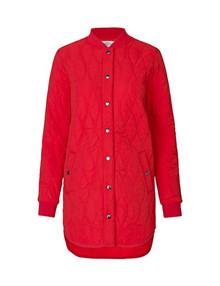 Global Funk Even outerwear i rød