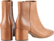 Högl 6-104913  støvler i lys brun